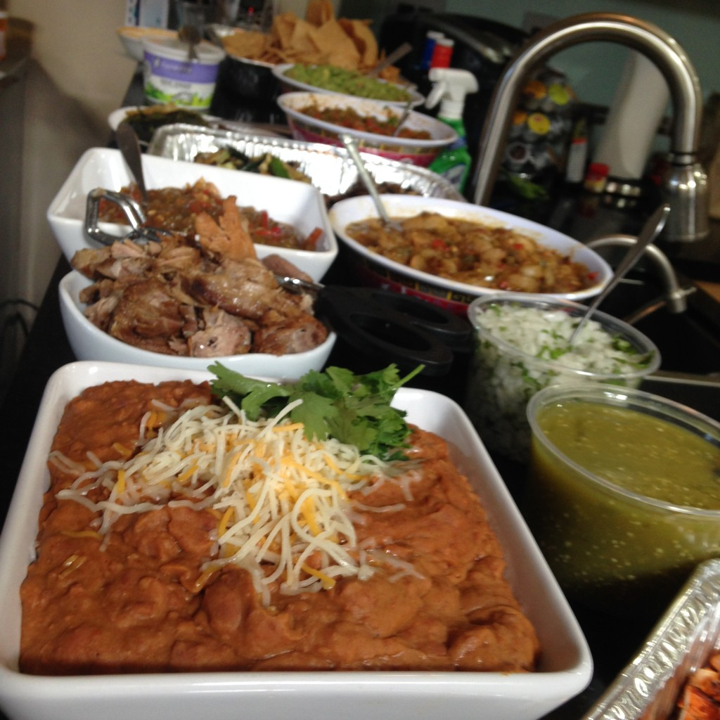 Mexican Inspired Catering
